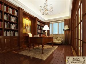 中式书房-08