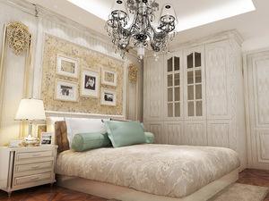 法式卧室设计-02