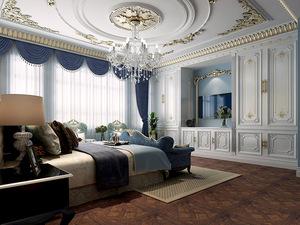 法式卧室设计-04